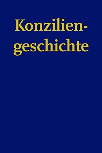 Die Synoden im Reichsgebiet und in Reichsitalien von 916 bis 1056 (Konziliengeschichte): WOLTER, ...