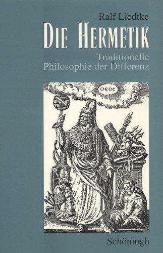 9783506751997: Liedtke, R: Hermetik
