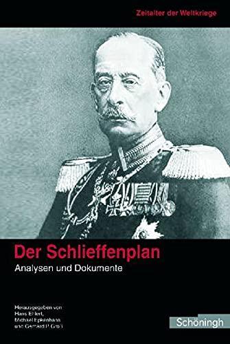 9783506756299: Zeitalter der Weltkriege 2. Der Schlieffenplan