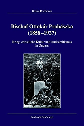 9783506766175: Ottokár Prohászka: Krieg und christliche Kultur