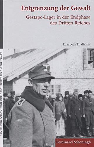 Entgrenzung der Gewalt: Elisabeth Thalhofer