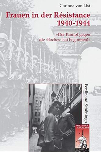 9783506769138: Frauen in der Résistance 1940-1944