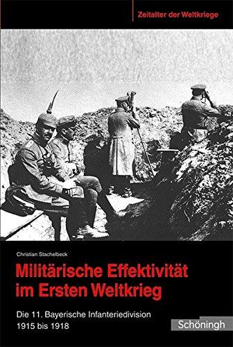 Militärische Effektivität im ersten Weltkrieg: Christian Stachelbeck