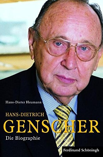 9783506770370: Hans-Dietrich Genscher: Die Biographie