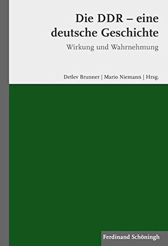 Die DDR - eine deutsche Geschichte: Detlev Brunner