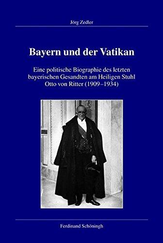 Bayern und der Vatikan: Jörg Zedler