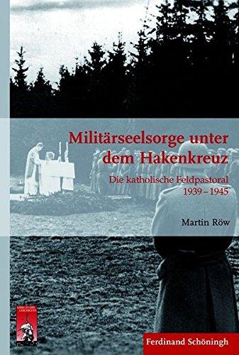 Militärseelsorge unter dem Hakenkreuz: Martin R�w