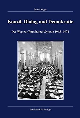 Konzil, Dialog und Demokratie: Stefan Voges