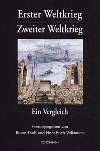Erster Weltkrieg. Zweiter Weltkrieg: Bruno Thoß
