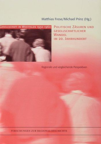 9783506795908: Politische Zäsuren und gesellschaftlicher Wandel im 20. Jahrhundert: Regionale und vergleichende Perspektiven