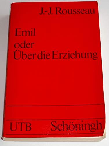 9783506991577: Emil oder Über die Erziehung