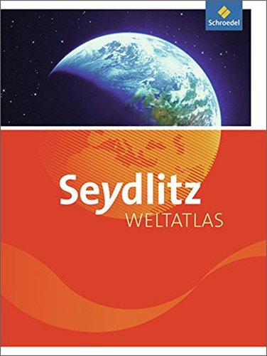 9783507011601: Seydlitz Weltatlas. Stammausgabe
