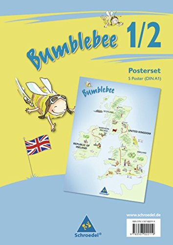 9783507022119: Bumblebee 1 - 4: Bumblebee - Ausgabe 2008: Posterset 1 / 2