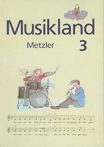 9783507024304: Musikland 3. Ab Klasse 9. Schülerbuch: Für Haupt-, Real- und Gesamtschulen