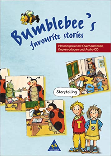 Bumblebee. Englisch in der Grundschule Neubearbeitung: Bumblebee: Schultz-Steinbach, Gisela