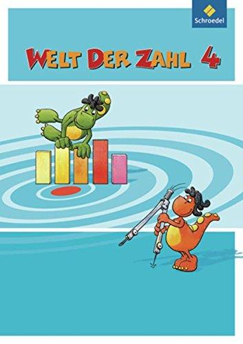 9783507044043: Welt der Zahl 4. Schülerband. Nordrhein-Westfalen: Ausgabe 2009