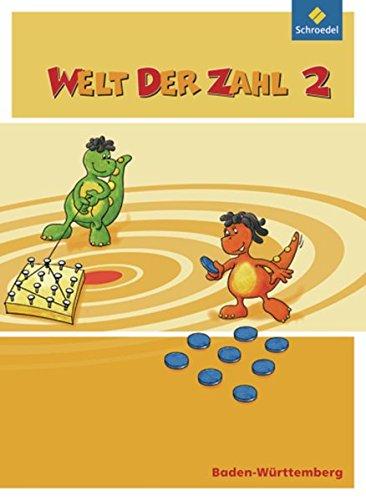 9783507046320: Welt der Zahl 2. Schülerband. Baden-Württemberg: Ausgabe 2010