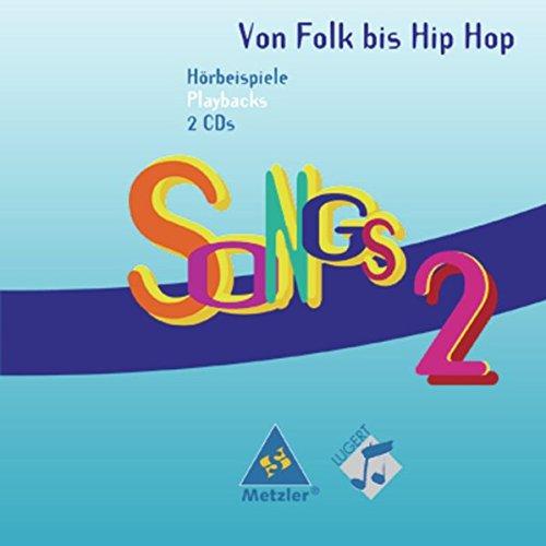 9783507074224: SONGS 2 von Folk bis Hip Hop. 2 CD's