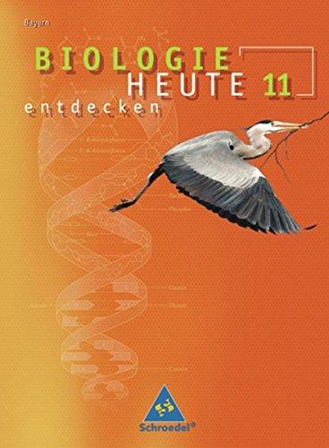 Biologie heute entdecken SII - Ausgabe 2009: Jungbauer, Wolfgang