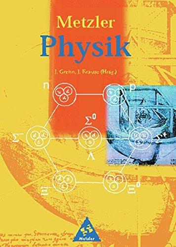 Metzler Physik Sekundarstufe II - 3. Auflage: