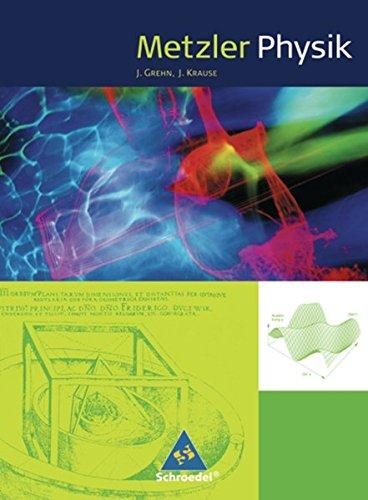 9783507107106: Metzler Physik. Schülerband. Klasse 11-13