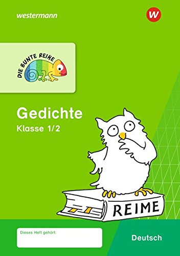 9783507114135 Die Bunte Reihe Deutsch Gedichte 12