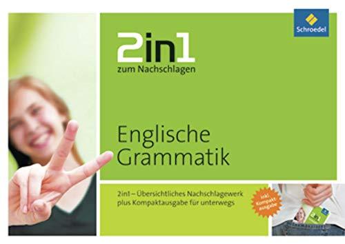 9783507223752: 2 in 1 zum Nachschlagen Englische Grammatik