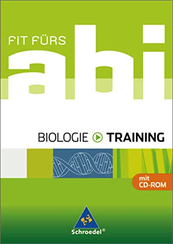 9783507230309: Fit fürs Abi - Training. Biologie