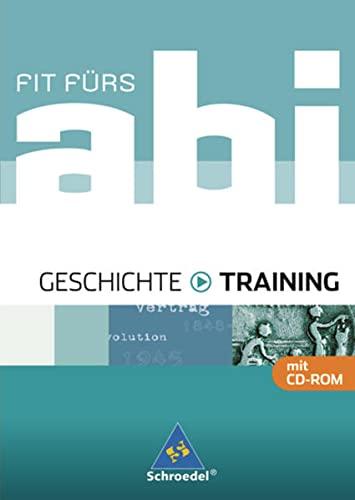 9783507230330: Fit fürs Abi - Training. Geschichte