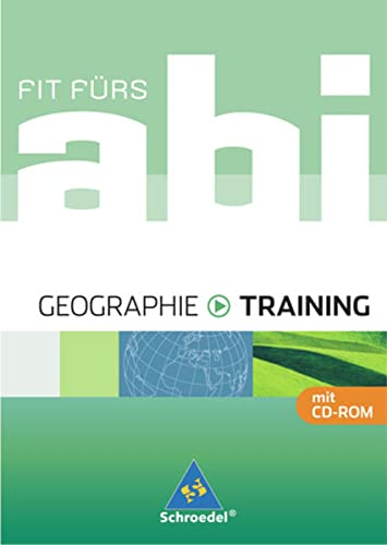9783507230361: Fit fürs Abi - Training Geographie