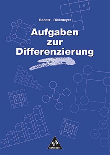 9783507340480: Aufgaben zur Differenzierung im Mathematikunterricht der Grundschule