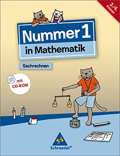 9783507341555: Nummer 1 in Mathematik. Sachrechnen