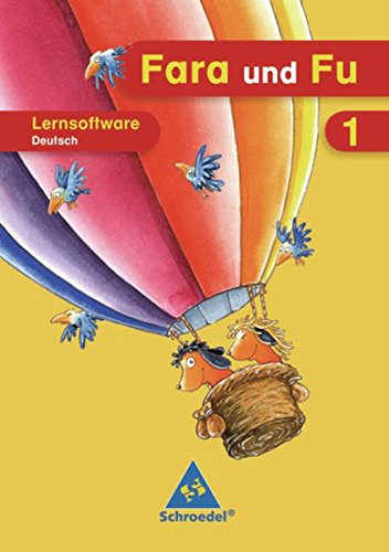 9783507404588: Fara und Fu. 1. Schuljahr. Lernsoftware. Ausgabe 2007