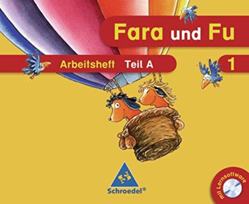 9783507404953: Fara und Fu. 1. Schuljahr. Arbeitshefte A und B mit Schlüsselwortkarte und CD-ROM