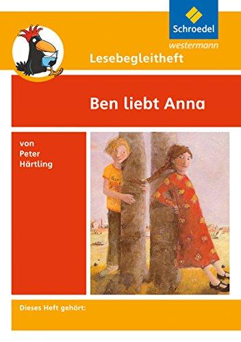 9783507408845: Ben liebt Anna. Lesebegleitheft
