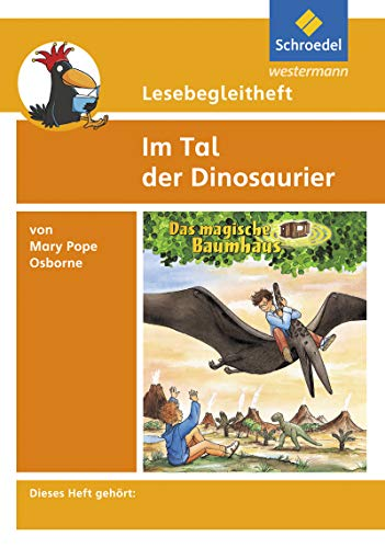 9783507408876: Im Tal der Dinosaurier. Lesebegleitheft