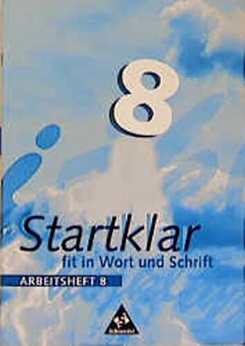 9783507416680: Startklar, neue Rechtschreibung, 8. Klasse