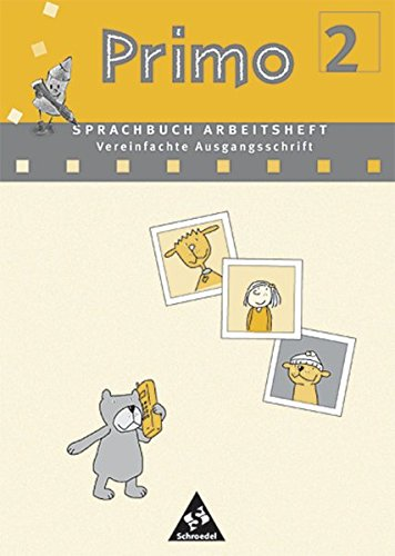 9783507417182: Primo Sprachbuch 2 Arbeitsheft VA. Für Bremen, Niedersachsen, Nordrhein-Westfalen.
