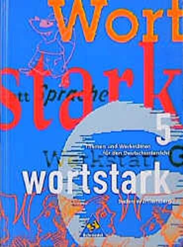 9783507418158: Wortstark, Ausgabe Sekundarstufe I Baden-Württemberg, neue Rechtschreibung, Bd.5, 5. Klasse