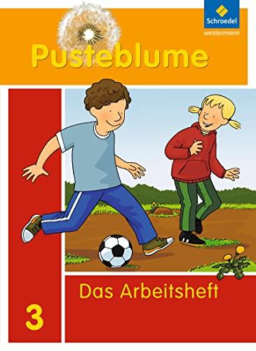 9783507426771: Pusteblume 3. Das Sprachbuch. Arbeitsheft: Berlin, Brandenburg, Mecklenburg-Vorpommern, Sachsen-Anhalt. Ausgabe 2010