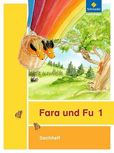 9783507427839: Fara und Fu 1. Sachheft: Ausgabe 2013