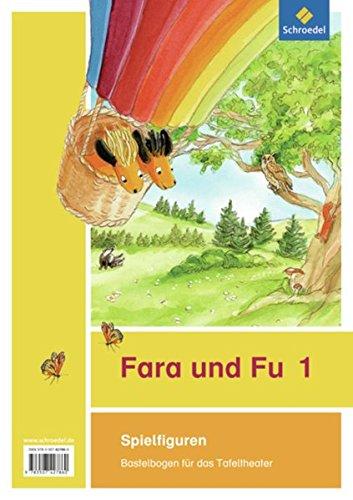 9783507427860: Fara und Fu - Ausgabe 2013: Spielfiguren (Tafeltheater)