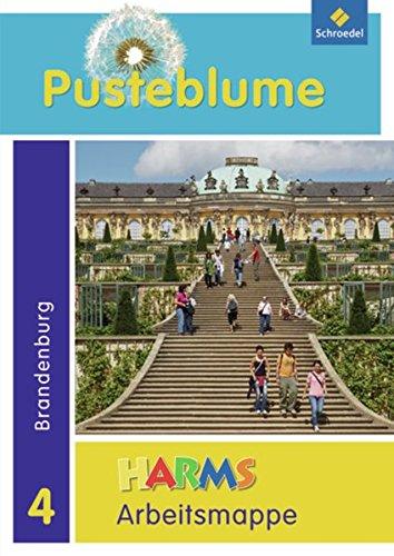 9783507429765: Pusteblume. Das Sachbuch 4. Arbeitsmappe. Berlin, Brandenburg und Mecklenburg-Vorpommern: Ausgabe 2010