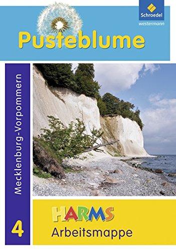 9783507429772: Pusteblume. Das Sachbuch 4. Arbeitsmappe. Berlin, Brandenburg, Mecklenburg-Vorpommern: Ausgabe 2010