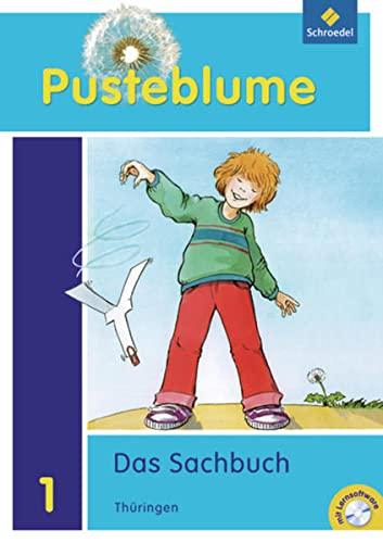 9783507430013: Pusteblume. Das Sachbuch. Arbeitsheft mit CD-ROM. Thüringen