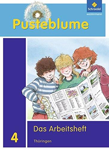 9783507430099: Pusteblume. Das Sachbuch 4. Arbeitsheft. Thüringen: + FIT MIT. Ausgabe 2010