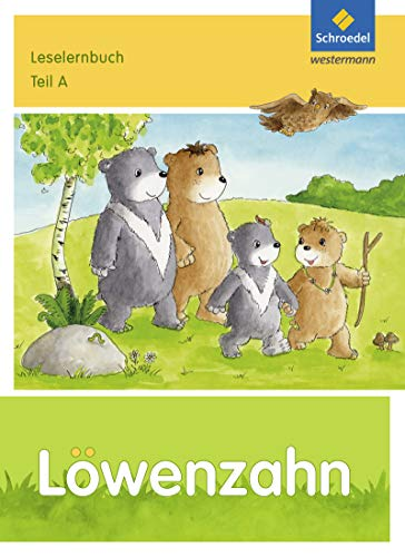 9783507432512: Löwenzahn Leselernbuch A