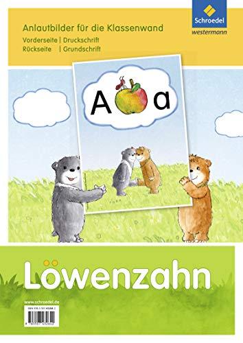 9783507432642: Löwenzahn - Ausgabe 2015: Anlautbilder für die Klassenwand