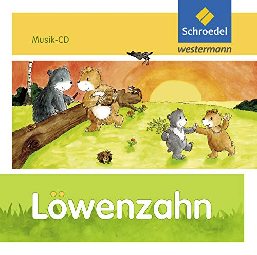 9783507432727: Löwenzahn. Musik-CD - Ausgabe 2015