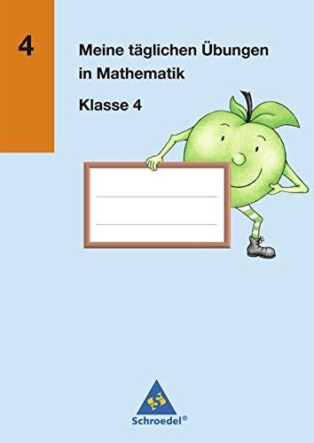 9783507456648: Meine täglichen Übungen in Mathematik 4